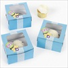 RTD-2001 - Boy Baby Shower Cupcake Box