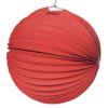 RTD-2034 - Red Paper Luau Party Lantern