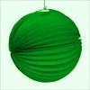 RTD-2036 - Green Paper Luau Party Lantern