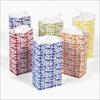 RTD-2045 - Island Hibiscus Paper Treat Bags
