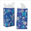 RTD-2054 - Winter Snowflake Paper Treat Bags