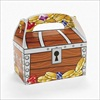 RTD-2088 - Treasure Chest Pirate Party Treat Boxes