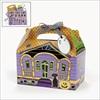 RTD-2132 - 6-pack Halloween Haunted House Treat Box Craft Kit