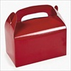 RTD-2134 - Red Treat Boxes for Party Favors