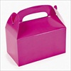 RTD-2138 - Hot Pink Treat Boxes for Party Favors