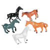 RTD-2210 - Plastic Horse Barnyard Party Favor