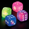 RTD-2236 - Big Rubber Flashing Dice