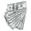 RTD-2247 - 100-pack of Play Money Paper Money Bills