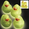 RTD-2306 - Glow-In-The-Dark Rubber Duck