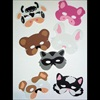 RTD-2331 - Farm Animal and Woodland Creatures Foam Masks
