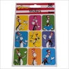 RTD-2366 - 36-pack Dr. Seuss Cat in the Hat Stickers