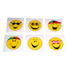 RTD-2385 - 36-pack Goofy Happy Smiley Funny Face Tattoos