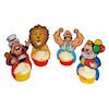 RTD-2387 - Big Top Circus Character Cupcake Picks