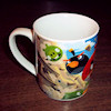 RTD-2435 - Angry Birds Scene Coffee Mug