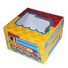 RTD-2482 - All Aboard Train Party Cupcake Boxes