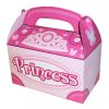RTD-2486 - Pink Princess Party Favor Treat Boxes