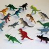 RTD-2523 - Mini Plastic Dinosaur Party Favor Toy