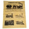 RTD-2592 - Locomotives in the 1800's - Mini Poster