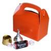 RTD-2624 - Mini Orange Treat Box for Party Favors