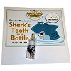RTD-2634 - Genuine Shark's Tooth in a Bottle