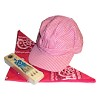 RTD-2667 - Super Deluxe Pink Train Engineer Set for Girls