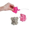 RTD-2783 - Vinyl Rubber Elephant Squirt - Water Squirter