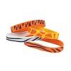 RTD-2785 - Rubber Animal Print Bracelets