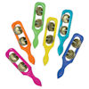 RTD-3176 - Small Plastic Handled Cymbals Noisemaker