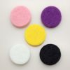 RTD-3625 - 5 -Pack of Assorted Pads for Essential Oils Diffusing Locket Pendants