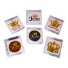 RTD-3664 - 36-Pack Jesus King Crown Temporary Tattoos