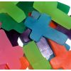 RTD-3667 - Large Cross-Shaped Erasers Assorted Colors