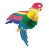 RTD-3790 - Large 15 inch Hanging Tropical Parrot
