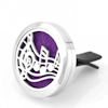 RTD-3883 - Music Lover Essential Oils Diffuser Aromatherapy Car Auto Clip