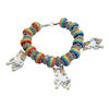RTD-3931 - Magical Unicorn Rainbow Charm Bracelet