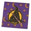 RTD-3960 - 16-Pack Wizard Hat Magician Magic Wand Luncheon Napkins