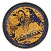 RTD-3961 - 8-Pack Wizard Magician Paper Dinner Plates