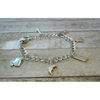 RTD-4058 - Coffee Lover's Charm Bracelet