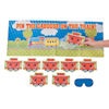 RTD-4059 - Pin The Caboose On The Train Game