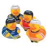 RTD-4061 - Hockey Player Rubber Ducks