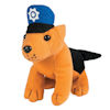 RTD-4070 - Soft Stuffed Police Puppy Dog