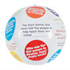 RTD-4084 - Jesus Bible Facts Beach Ball