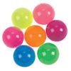 RTD-4089 - Assorted Neon 1 Inch Rubber Bouncy Balls