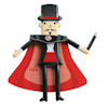 RTD-4098 - Magician Bendable Figure Toy Party Favor