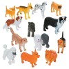 RTD-4235 - Assorted Dog Action Figures