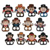 RTD-4418 - Assorted Western Cowboy Finger Puppets
