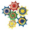 RTD-4487 - Assorted Star Spin Tops